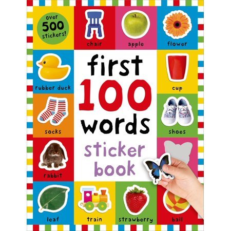 Keep kids interested in reading with stickers! Click through for 14 more ideas for 3 year old boy gifts!