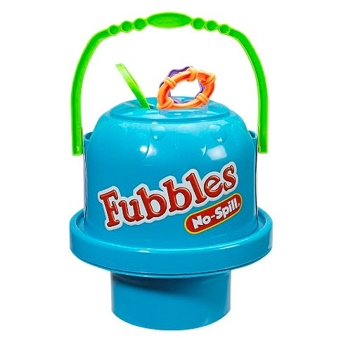 Fubbles - bubbles that can't spill!