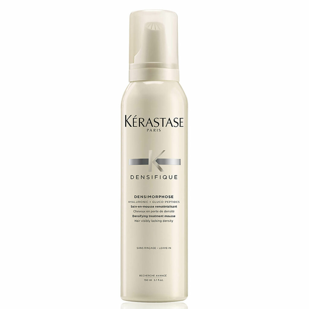kerastase densifique mousse for thickening hair