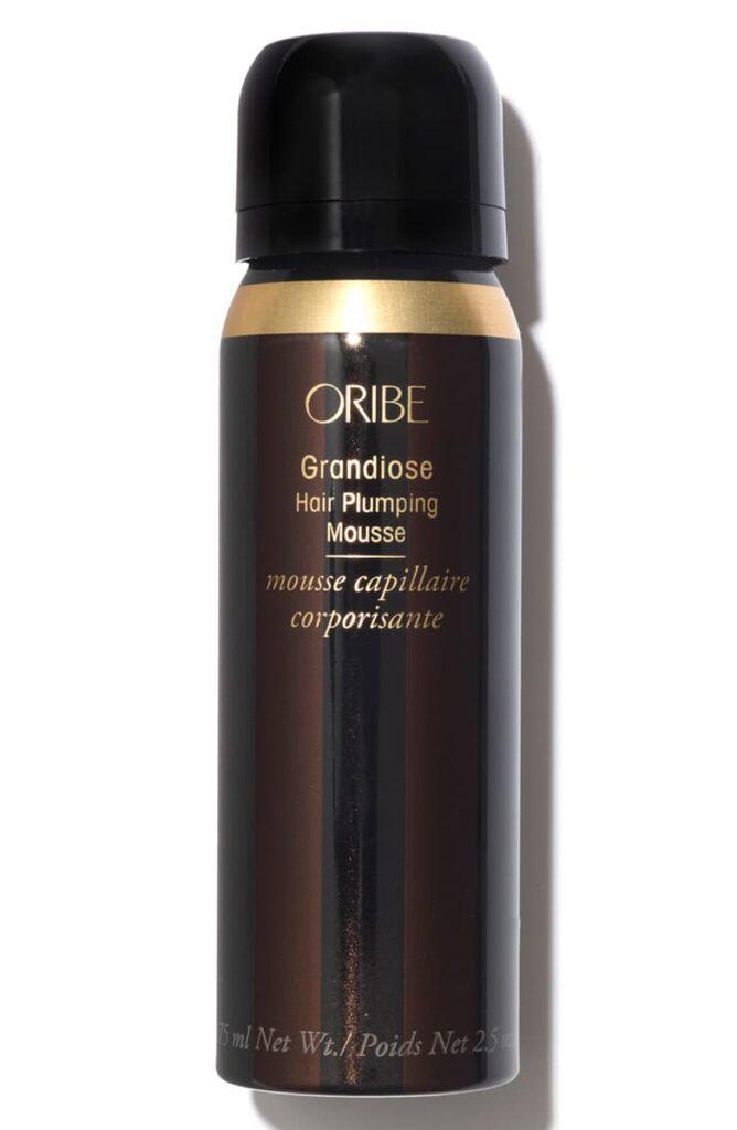 Oribe grandiose hair plumping mousee