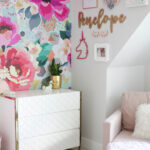 Penelope's Bright + Bold Toddler Room Reveal