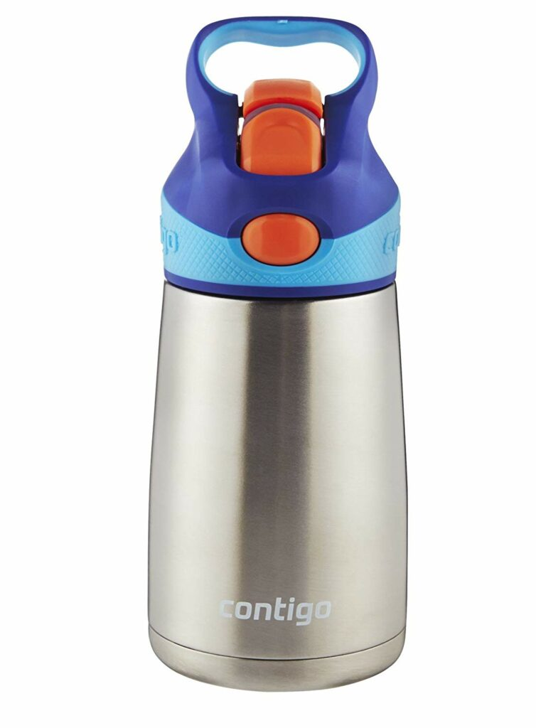 The BEST waterbottle for toddlers! Click through for 14 more ideas for 3 year old boy gifts!