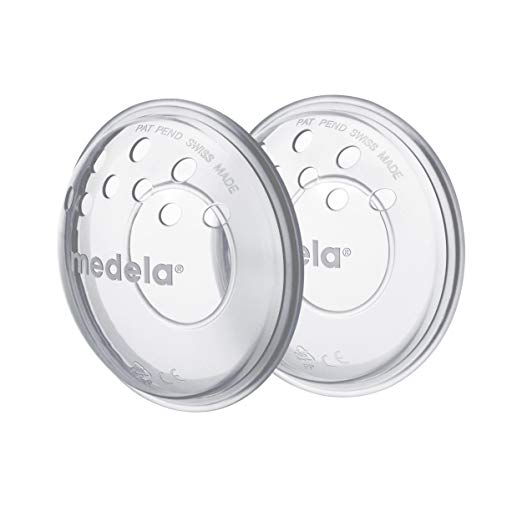 Medela softshell covers - what every breastfeeding mama needs