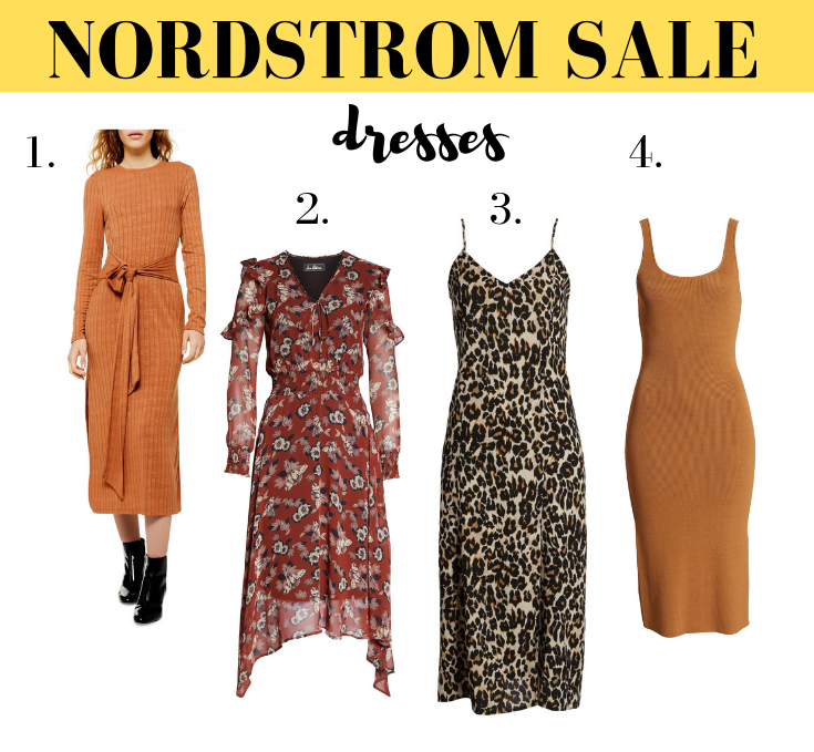 Nordstrom Anniversary Sale - dresses