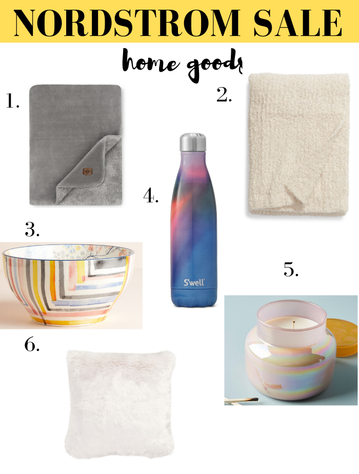 Nordstrom Sale – Home + Must Haves