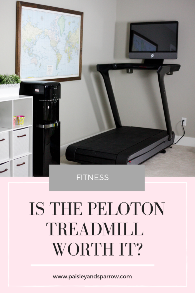 IS THE PELOTON WORTH IT? My honest peloton treadmill review.
