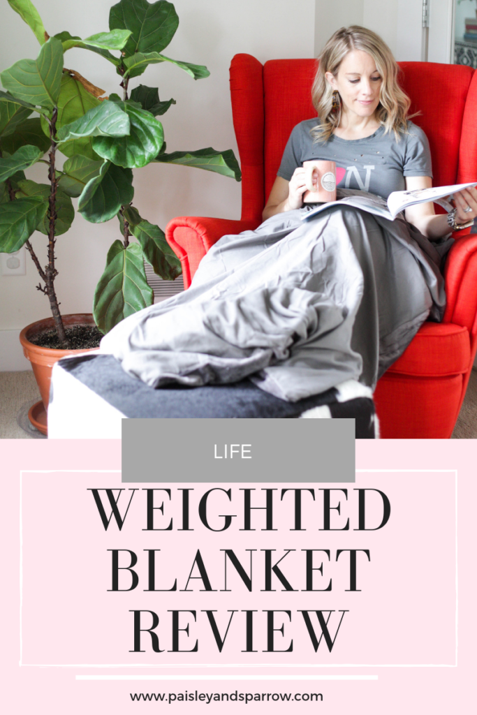 My honest Tranquility Weighted Blanket Review