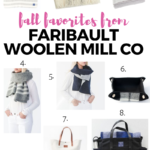 Fall Favorites with Faribault Woolen Mill