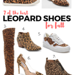 Leopard Shoes for Fall