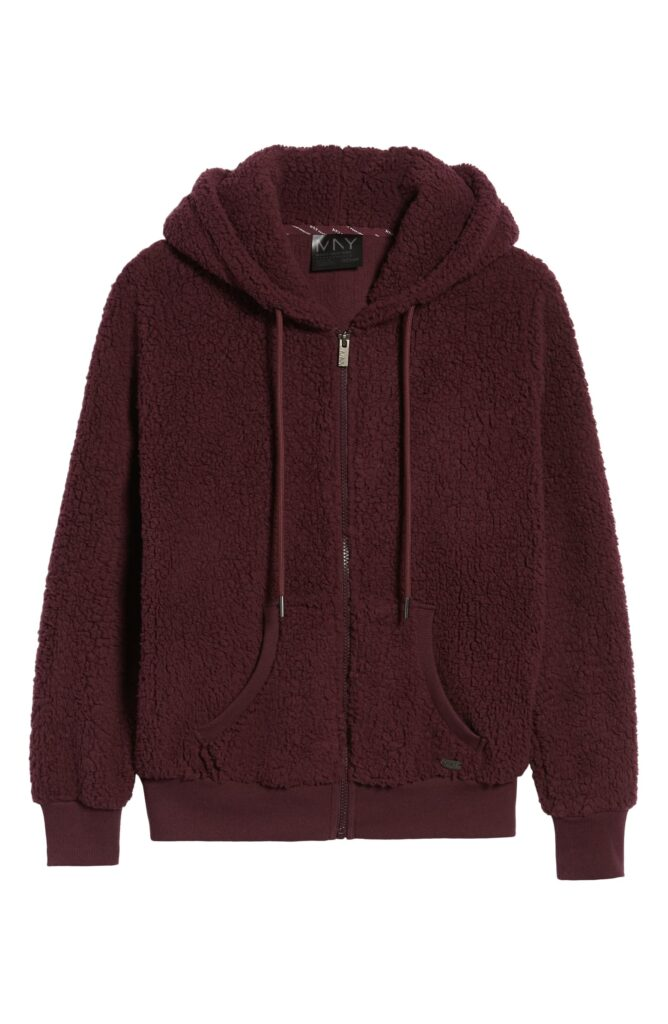 6 Teddy Jackets under $100!  - Mark New York hoodie teddy zip up