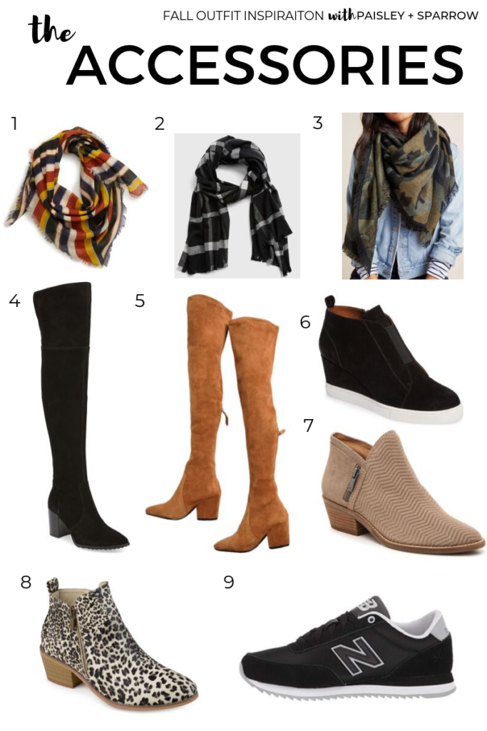 Fall Fashion Must Haves - Accessories