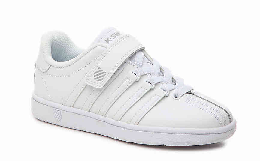 KSwiss white sneakers
