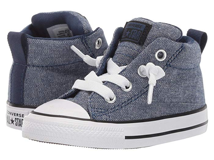 The best toddler shoes - chuck taylors!