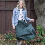 Amazon Midi Skirt