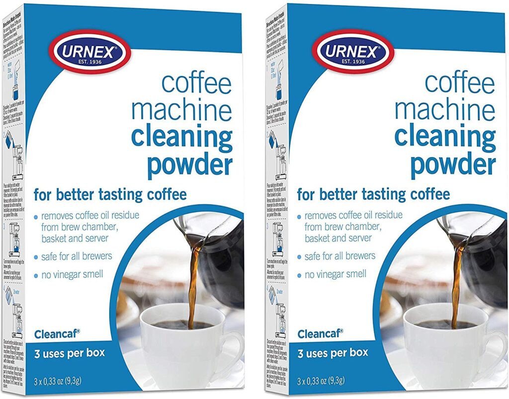 Make your coffee taste better with these simple cleaners!