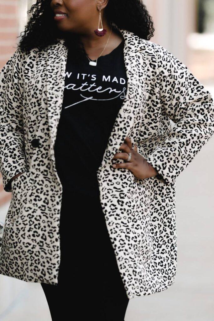 Leopard Jacket (Sseko)