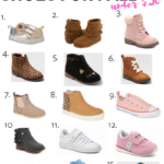 Toddler Shoes for Girls - Under $50