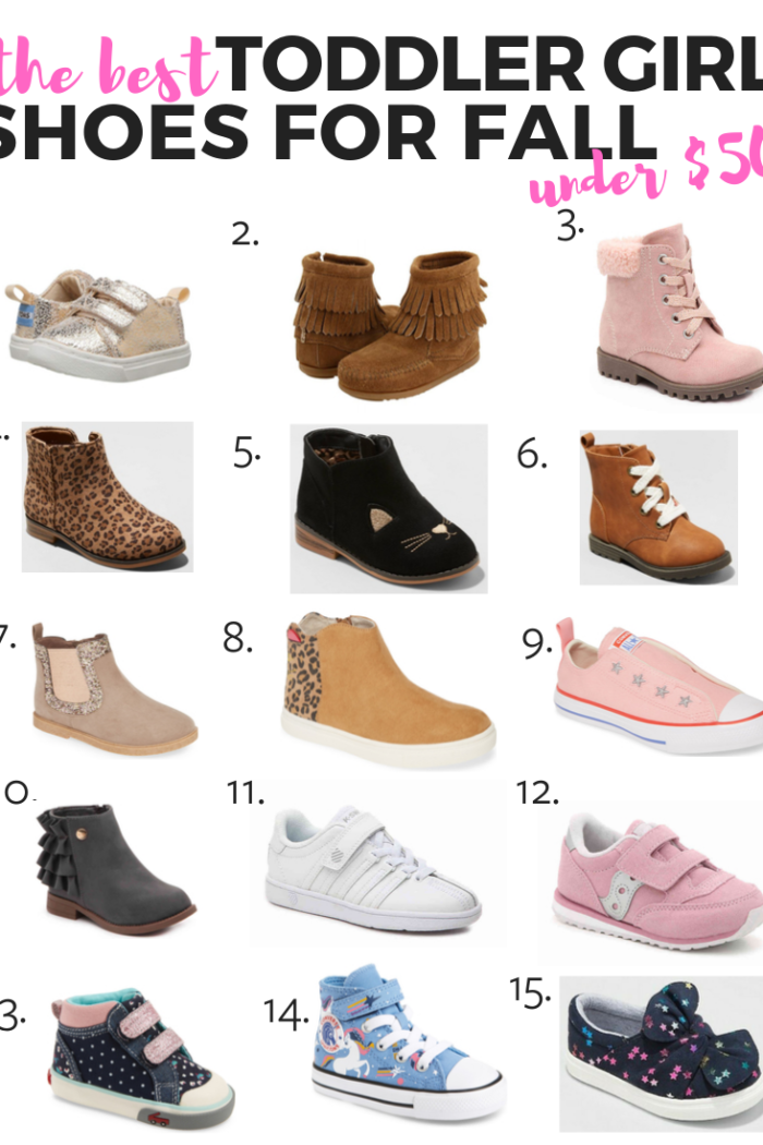 Toddler Shoes for Girls – Under $50