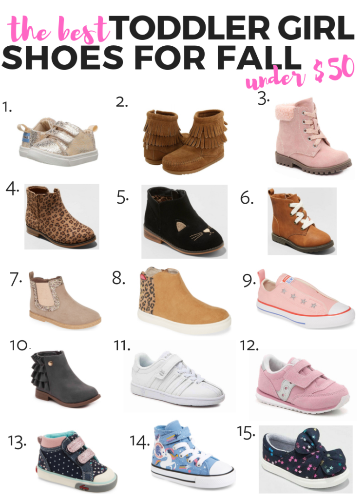 Toddler Shoes for Girls
