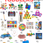 25 Gifts for Toddlers (They'll actually use!
