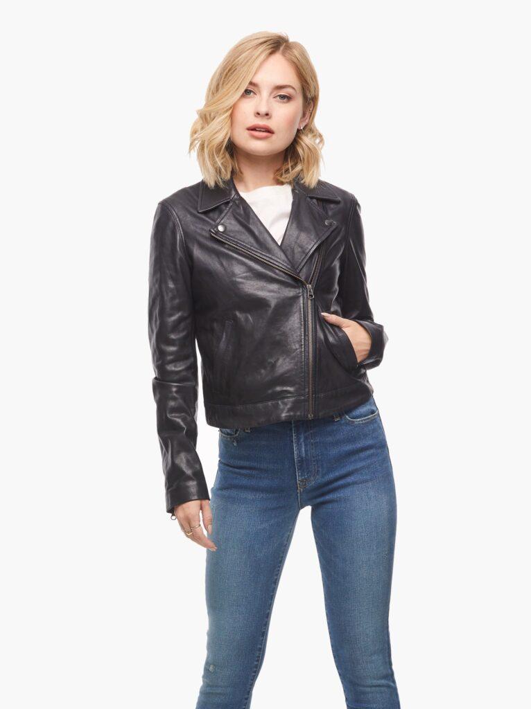 Maha Leather Jacket (ABLE)
