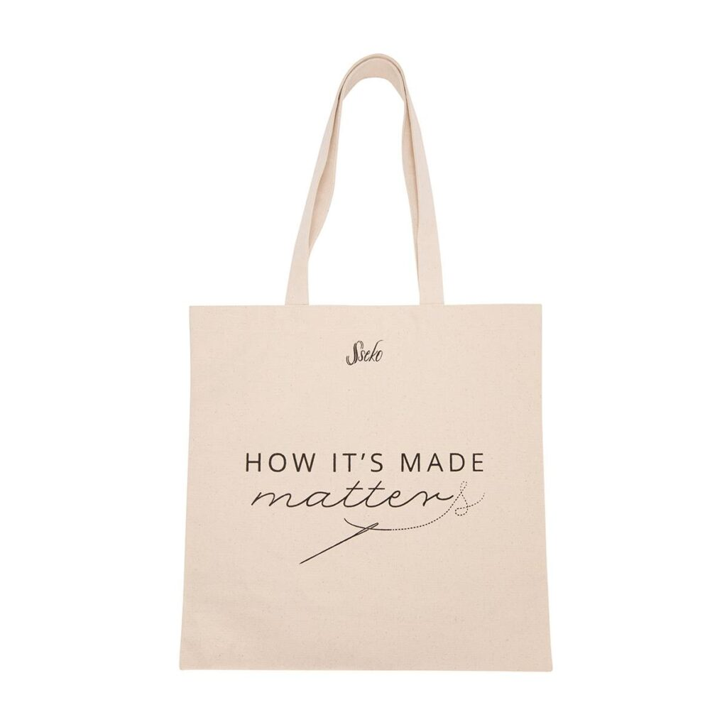 How It's Made Matters Tote (Sseko) $19.99