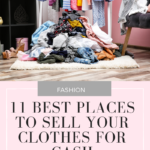 Where to Sell Clothes - 11 Places to Make Money!