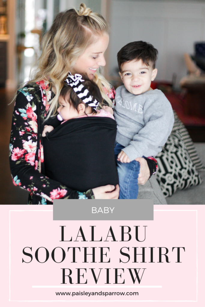 Lalabu Soothe Shirt Review
