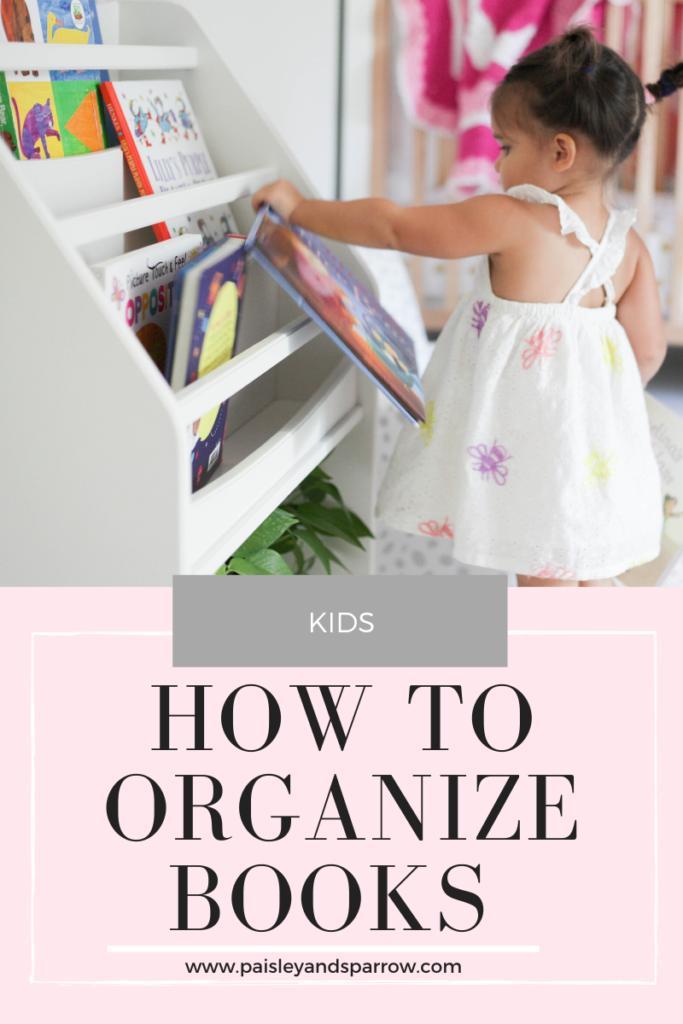 Book Purging + Organization