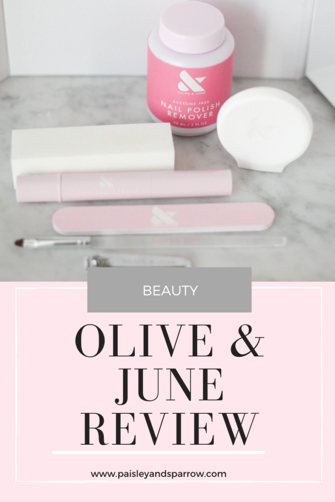 Olive and June Review - Is it worth the hype?