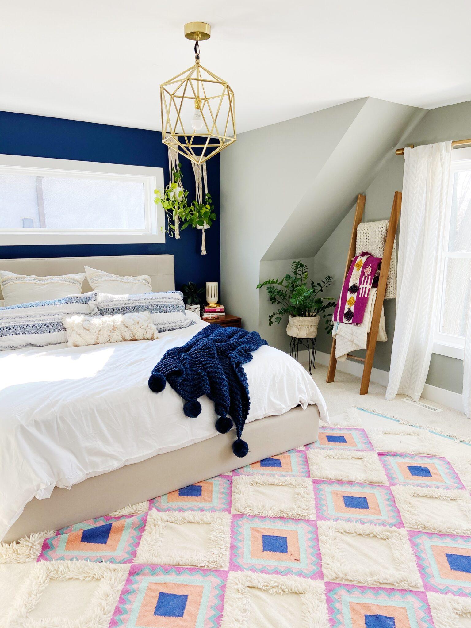 Master Bedroom Refresh   Paisley + Sparrow