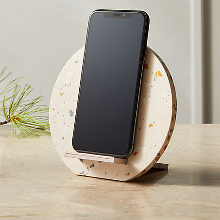 Rose Dock Wireless Charger (cb2)