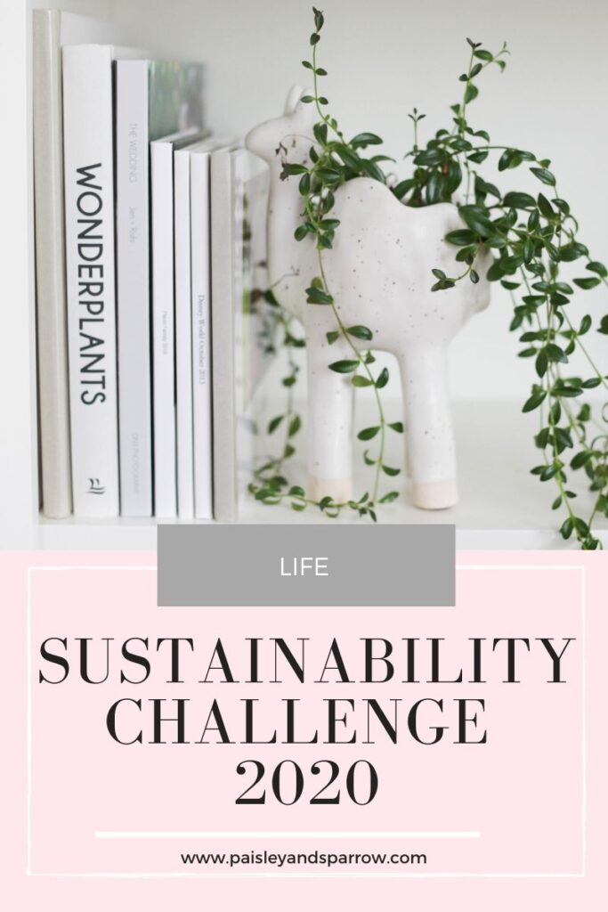 Sustainable Living - A Sustainability Challenge!
