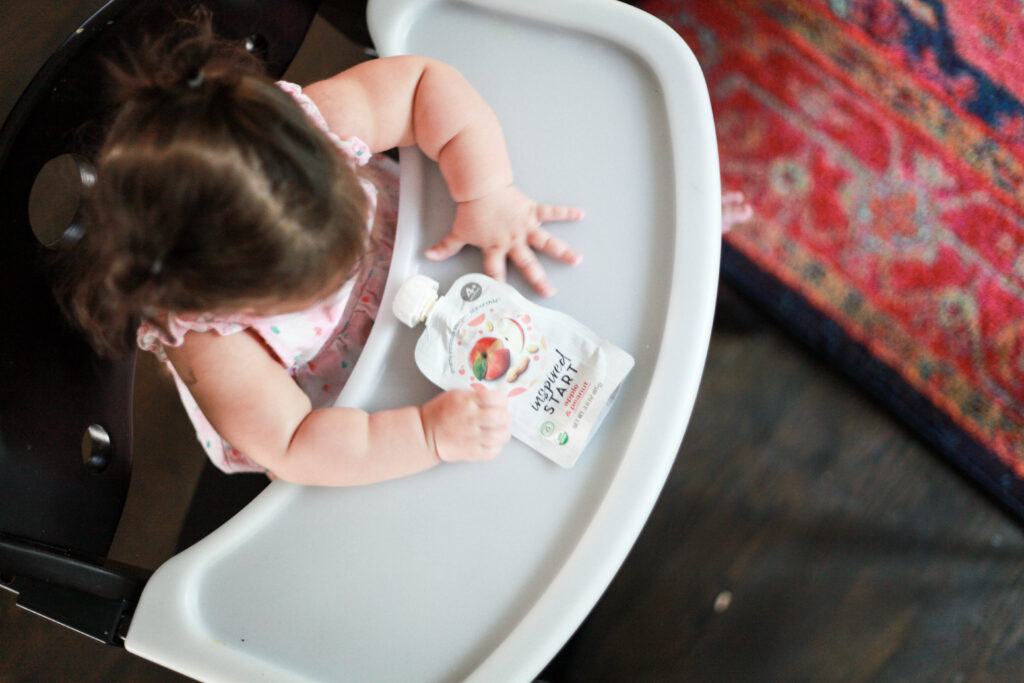 Inspired start - an easy way to introduce allergens to your baby