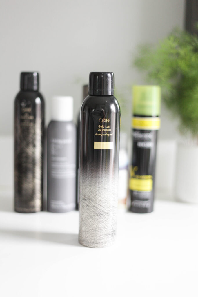 oribe gold lust dry shampoo