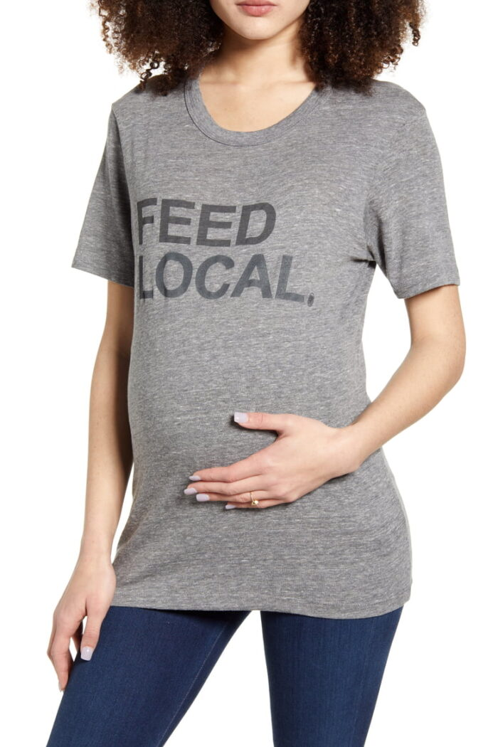 9 of the Best Funny Maternity Shirts