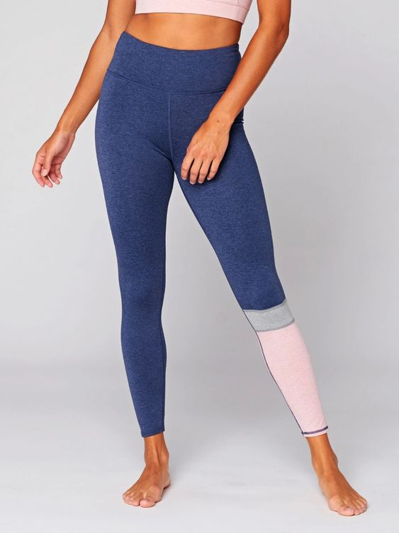 Threads 4 Thoughts Panel leggings are great sustainable activewear