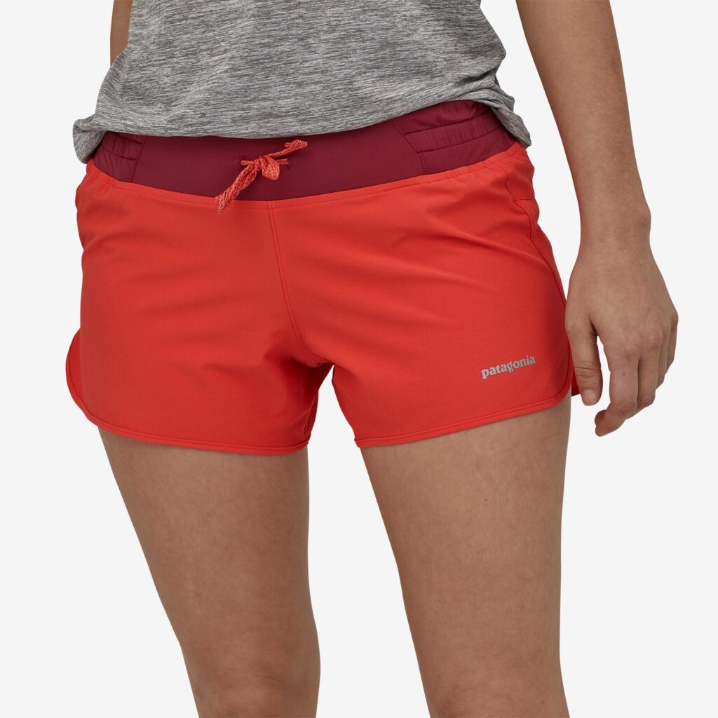 Patagonia shorts are a great Brand Creating Sustainable Workout Clothes