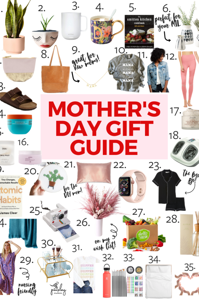 The Best Mother's Day Gift Guide 2020