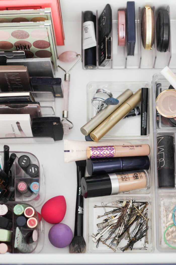 How to Organize Makeup Drawer in 5 Easy Steps