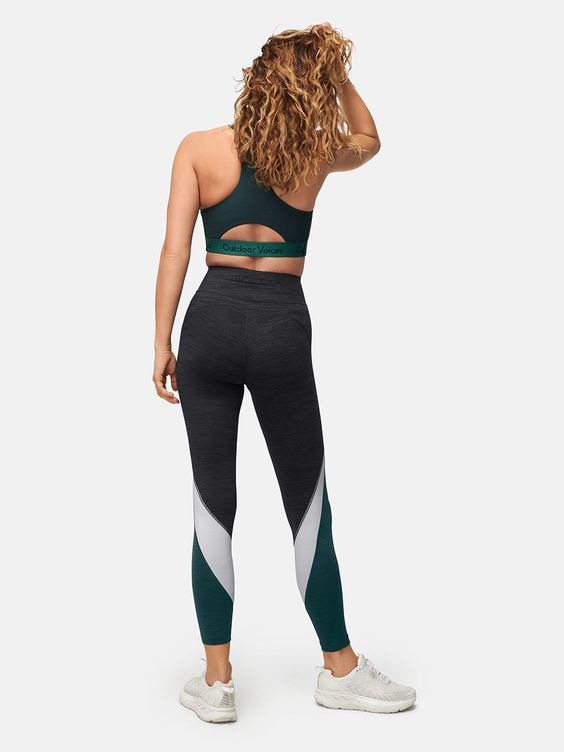 TechSweat Leggings by outdoor voices