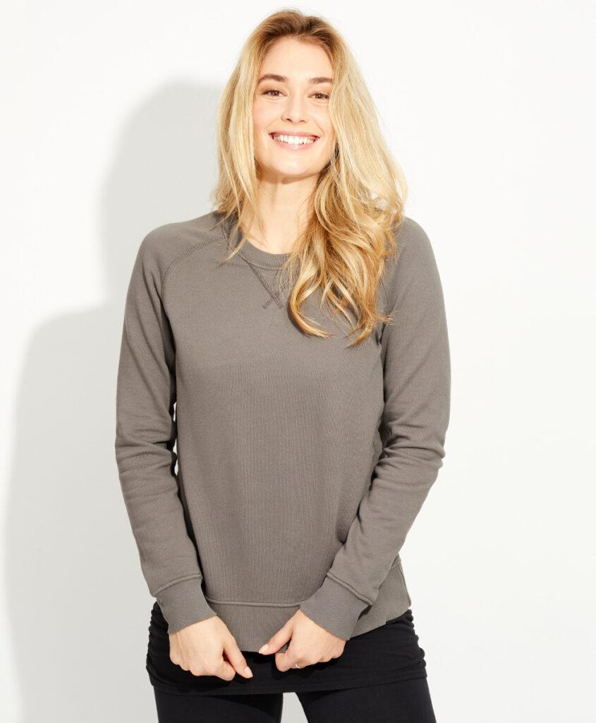 essential sweatshirt by Pact