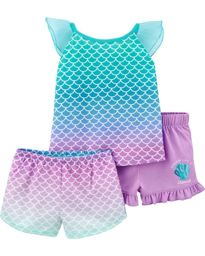 Mermaid Pajamas (Carters)