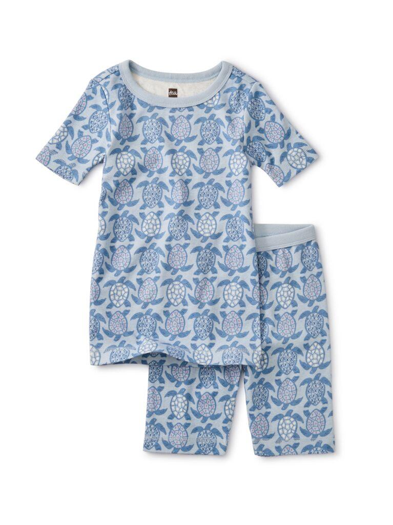 Sea Turtle Pajamas (Tea Collection)