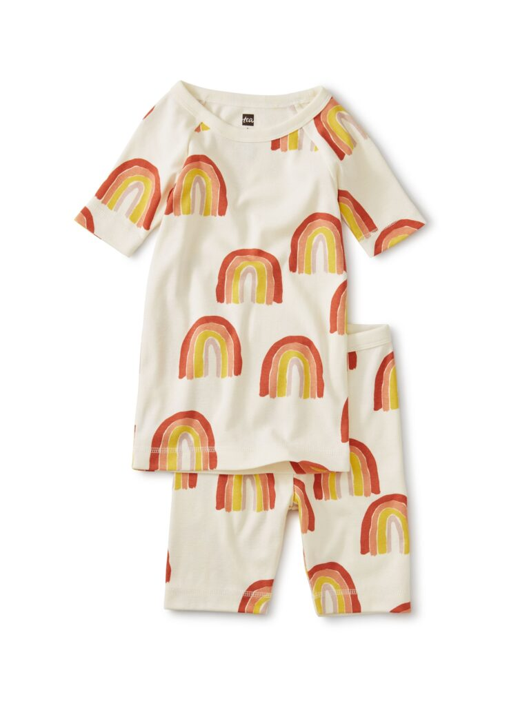 Rainbow Pajamas (Tea Collection)