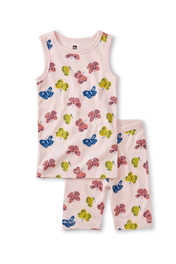 19 Adorable Summer Pajamas for Toddlers