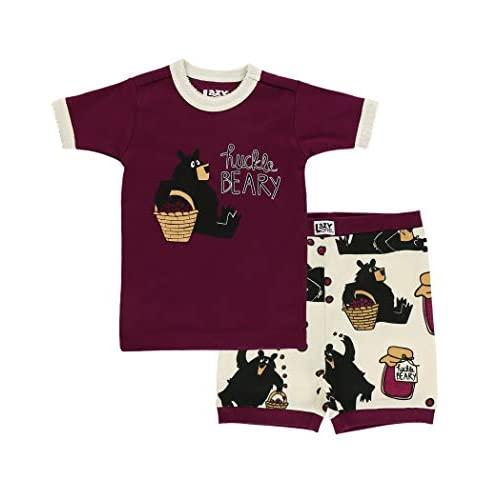 Huckle Beary Pajamas (Amazon)