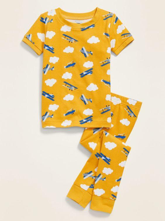 Airplane Pajamas (Old Navy)