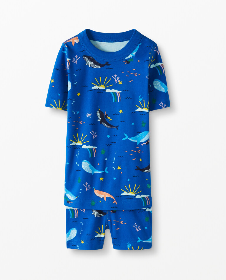 Sea Animals Pajamas (Hanna Anderson)