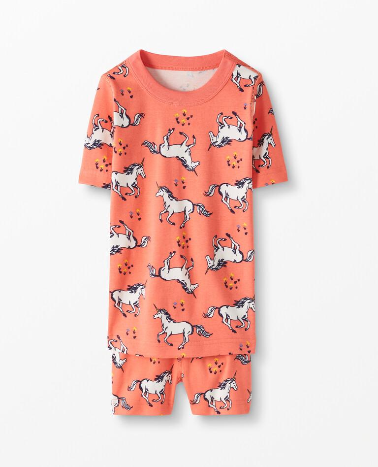 Unicorn Pajamas (Hanna Anderson)
